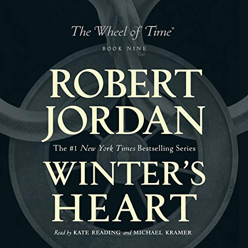 Winter's Heart audiobook cover art