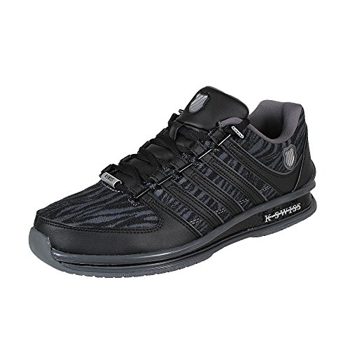 K-Swiss Herren Sneaker Low Rinzler SP T - Castle Grau Schwarz - 42.5 EU
