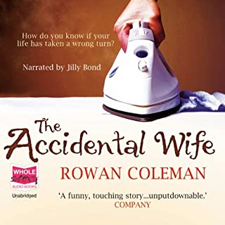 The Accidental Wife cover art