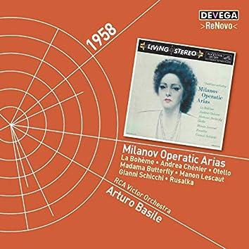 Zinka Milanov Recital