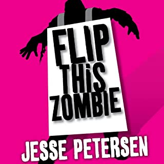 Flip This Zombie audiobook cover art