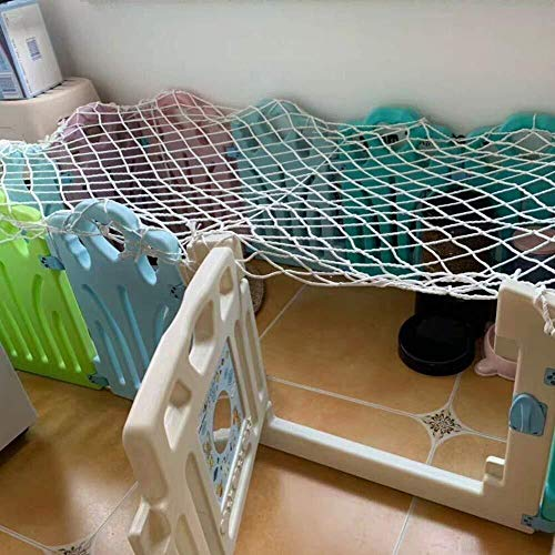 Sale!! DLYDSSZZ Pet Isolation Woven Rope Net Child Safety Net Anti-Fall Protection Net for Balcony S...
