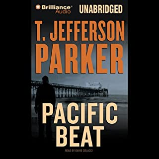 Pacific Beat audiobook cover art