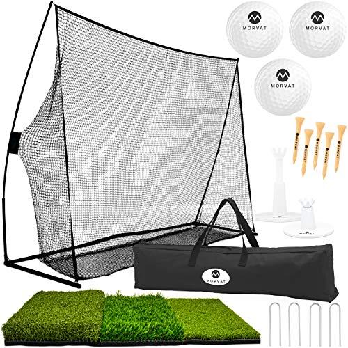 Morvat Golf Net Set