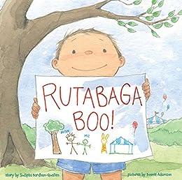 Rutabaga Boo! by [Sudipta Bardhan-Quallen, Bonnie Adamson]