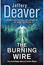 The Burning Wire by Jeffery Deaver - Paperback