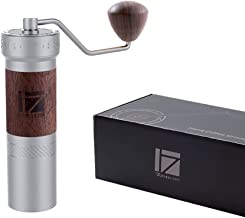 1Zpresso K-PRO Manual Coffee Grinder with Intuitive Numerical External Adjustable Setting, Assembly Consistent Grind Stain...