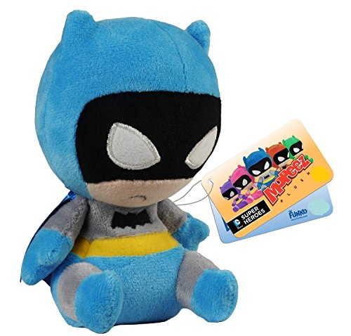 Mopeez DC: Batman 75 Aniversario azul