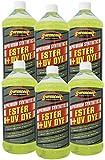 TSI Supercool E32-6CP Ester Oil Plus U/V Dye, 1 Quart, 6 Pack