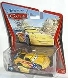 Mattel - Figura de acción Cars 2