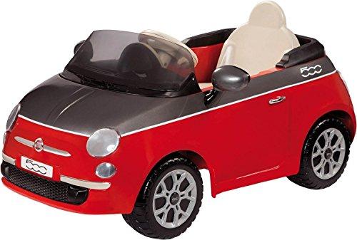 Peg Perego Spielzeug, FIAT 500 Standard Rossa/Grigia