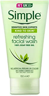 Simple Refreshing Facial Wash, 150ml