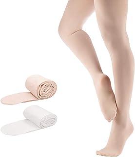 SKYSOAR Kinder Mädchen Ballett Strumpfhose Tanzstrumpfhose für Kinder und Damen