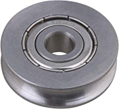 u groove pulley bearing