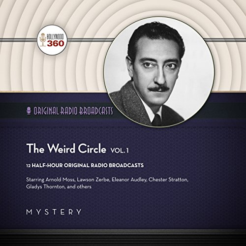 The Weird Circle, Vol. 1 cover art