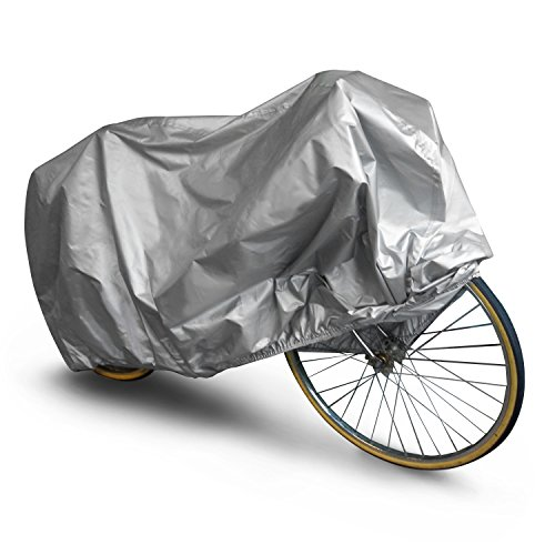 Budge Standard Adult Bicycle Cover Fits Bikes up to 78' Long, 27' Wide and 44' High