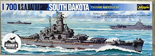 U.S.A.Battleship South Dakota