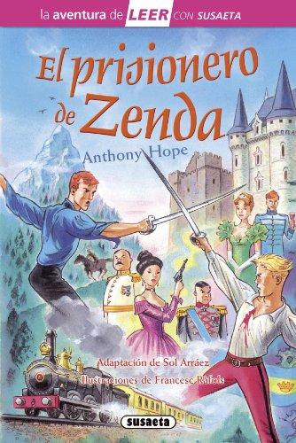 El prisionero de Zenda (La aventura de LEER con Susaeta - nivel 3)