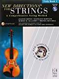 New Directions for Strings Viola Book 1