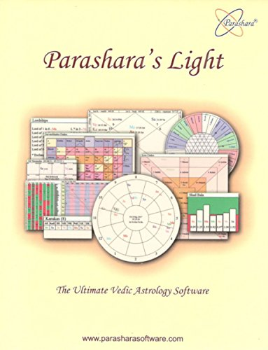 Parashara's Light 9.0 Astrology Software (Professional Edition) - (English + Bengali) for MAC