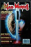 Ciné Fantastique MAD MOVIES n° 54 * 1988 * Indiana Jones Superman Mad Max Conan Bad Taste CRITTERS II VENDREDI 13