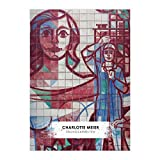 8 personalisierte Retro DDR Streetart DIN A5 Grundschul Hefte mit Foto von Wandbild rot Kontrastlineatur 1, Grundschule 1. Klasse Einschulung