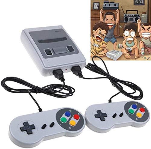 YYSDH 2020 Classic Mini Consolas Consolas Incorporado de 620 Juegos Video Juegos Jugador Handheld del Juego AV Salida de 8 bits le trae Recuerdos de la Infancia Feliz,B