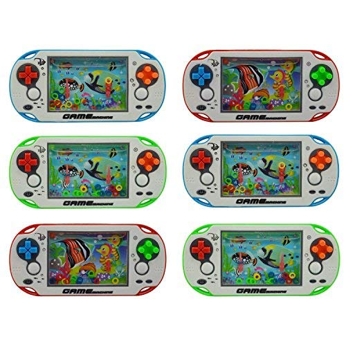 Sshakuntlay Water Ring Game For Kids Birthday Set Of 6