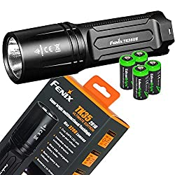 FENIX TK35 LED durable flashlight review