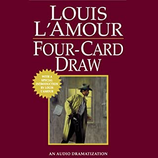 Four Card Draw (Dramatized) audiobook cover art