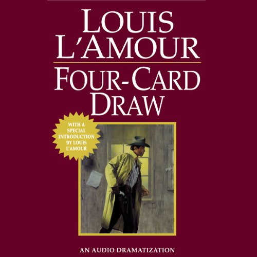 Four Card Draw (Dramatized)  Audiolibri