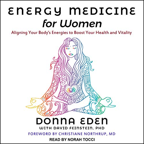 Energy Medicine for Women audiobook cover art