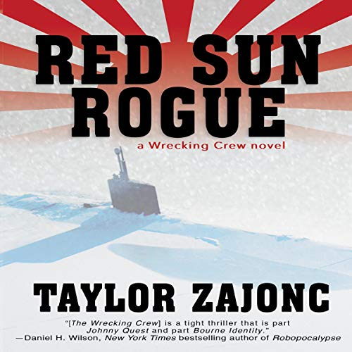 Red Sun Rogue cover art