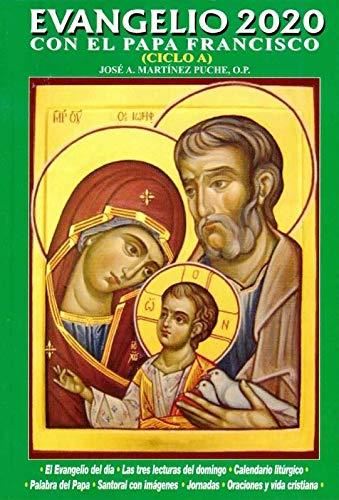Evangelio 2020 Letra Grande: Con el papa Francisco. Ciclo A. Letra grande