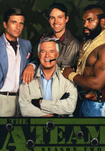 The A-Team - Season Two