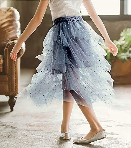Tacobear Falda Tul Niña Rosa Negro Gris Azul Falda Tul Ballet ...