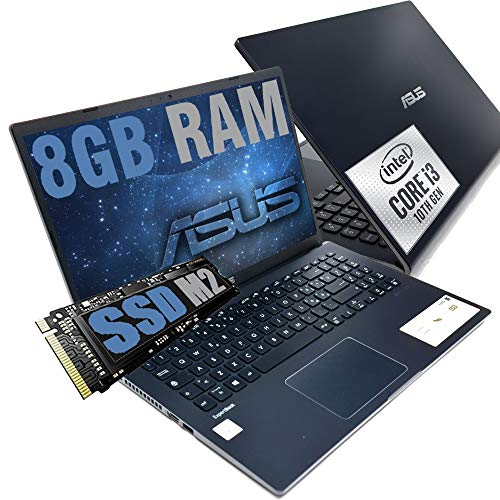 Notebook Asus ExpertBook I3 Blue Portatile Pc Display FHD 15.6' Cpu Intel i3-1005G1 3,4ghz /Ram 8Gb DDR4 /SSD NVMe 256GB /VGA INTEL Graphics UHD/Hdmi Wifi Usb type-C Bluetooth /Windows 10 Pro