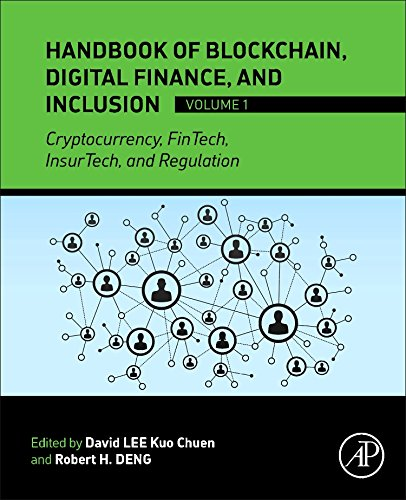 Handbook of Blockchain, Digital Finance, and Inclusion, Volume 1