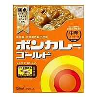 大塚食品 ボンカレーゴールド 中辛 180g×30個入×(2ケース)