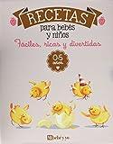 Colección de recetas para bebes y niños
