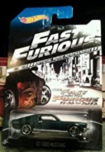 2014 Hot Wheels The Fast and the Furious Official Movie Merchandise Limited Edition '67 Ford Mustang 4/8