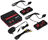 nes console top loader - NES Retro Entertainment System(Black/Red)