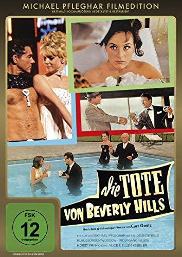 Die Tote von Beverly Hills - ungekürzte Kinofassung (Special Edition im Schuber mit Booklet)