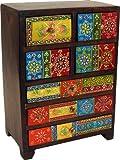 Guru-Shop Petit Cabinet de Pharmacien, Boîte à Bijoux, Arm
