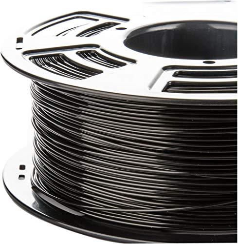 Stronghero3D Desktop FDM 3D printer 1.75mm PLA filament Black 1kg(2.2 lbs) Dimension Accuracy +/-0.05mm