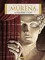 Murena, tome 1 - La Pourpre et l'Or de Philippe Delaby