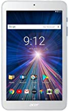 Acer NT.LERAA.002 Iconia One 8 All winner MediaTek MT8167B 1.3 GHz Tablets, 1 GB RAM, Android 7.0,White