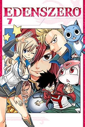 Edens-Collection-manga: Edens-Zero Volume 7 (English Edition)