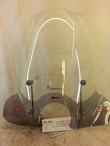 Faco - Parabrisas para Piaggio Vespa Primavera 201450/125/150Cc - Cortavientos