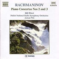 Klavierkonzerte Nr.2+3